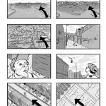 Capitol One storyboard page 001