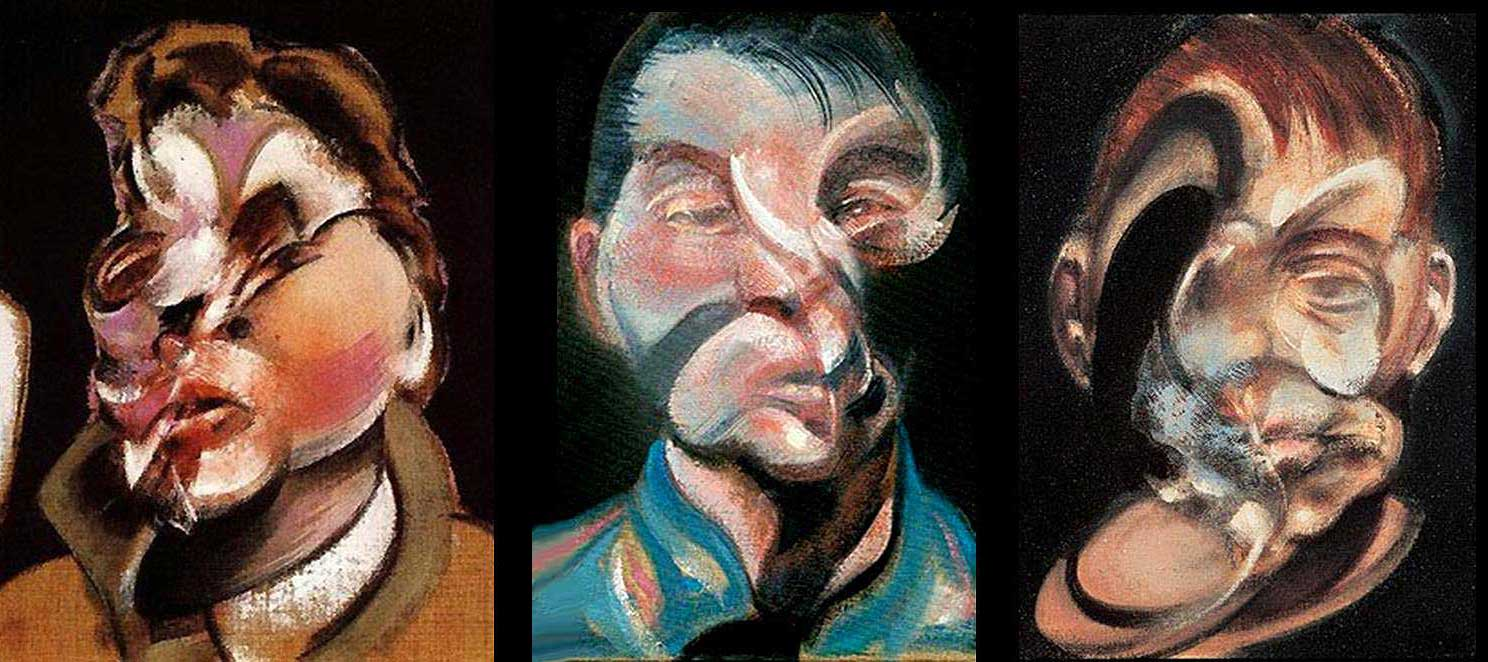 Portraits-Bacon